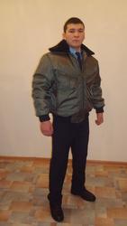 Куртка нагольная для летного состава
