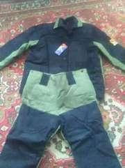 Зимняя сварочная спец одежда