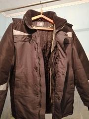 Продам куртку рабочую зимнюю Дэлф.